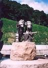 スサオノノミコと稲田姫